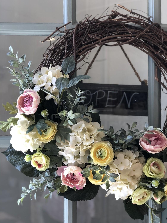 Spring Wreath 31120
