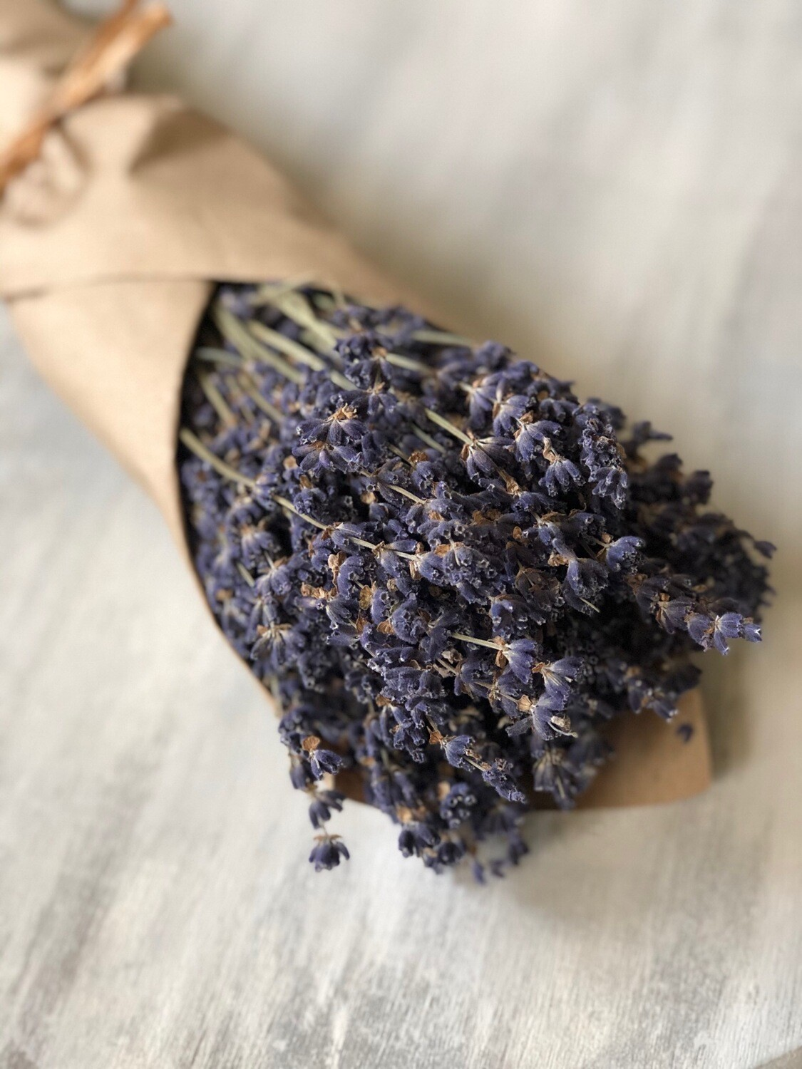 Dried lavender bunch-Provence