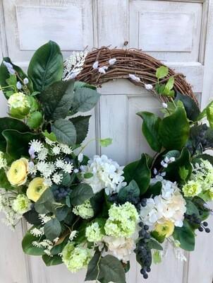 Wreath no. 111