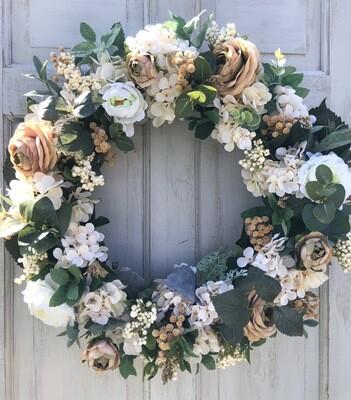 Wreath no. 115