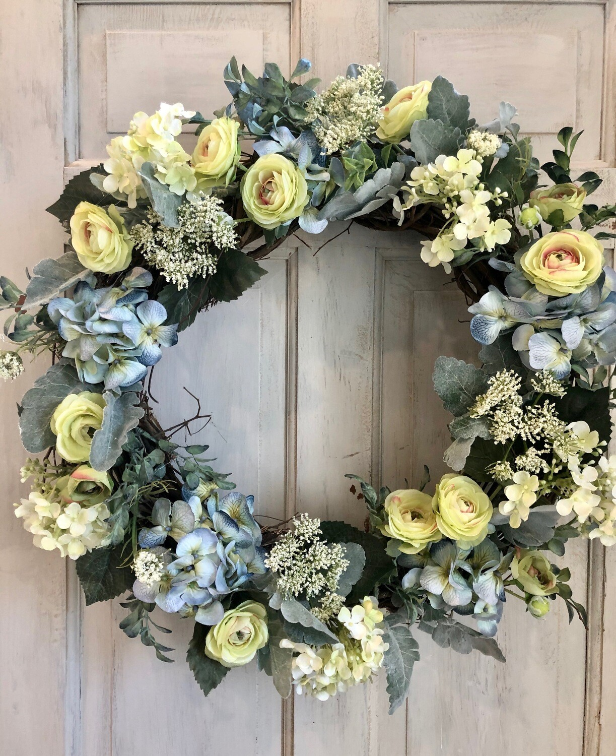 Wreath no. W124