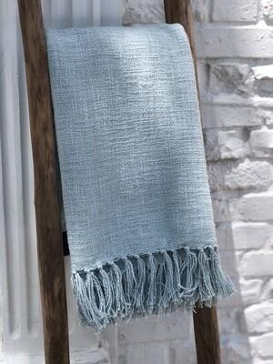 Woven Cotton Throw