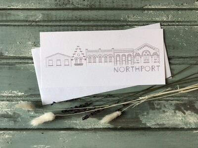 Northport Note card
