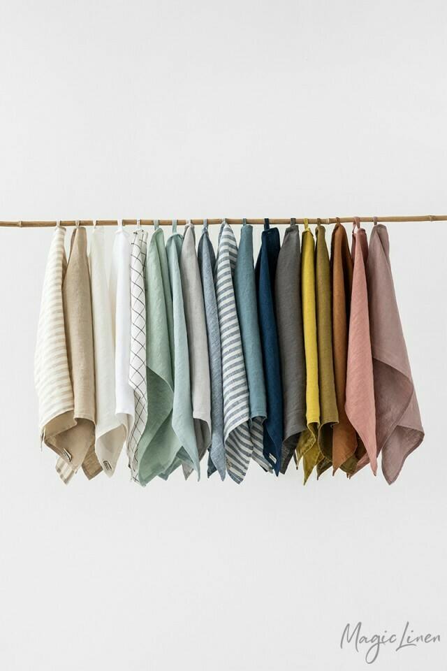 European Linen Tea Towel