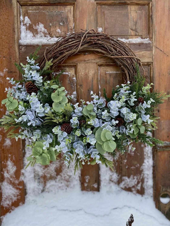 Wreath no. 181