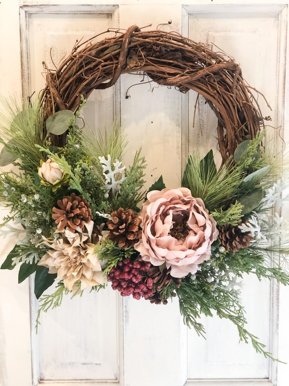 Winter Wreath no. 185