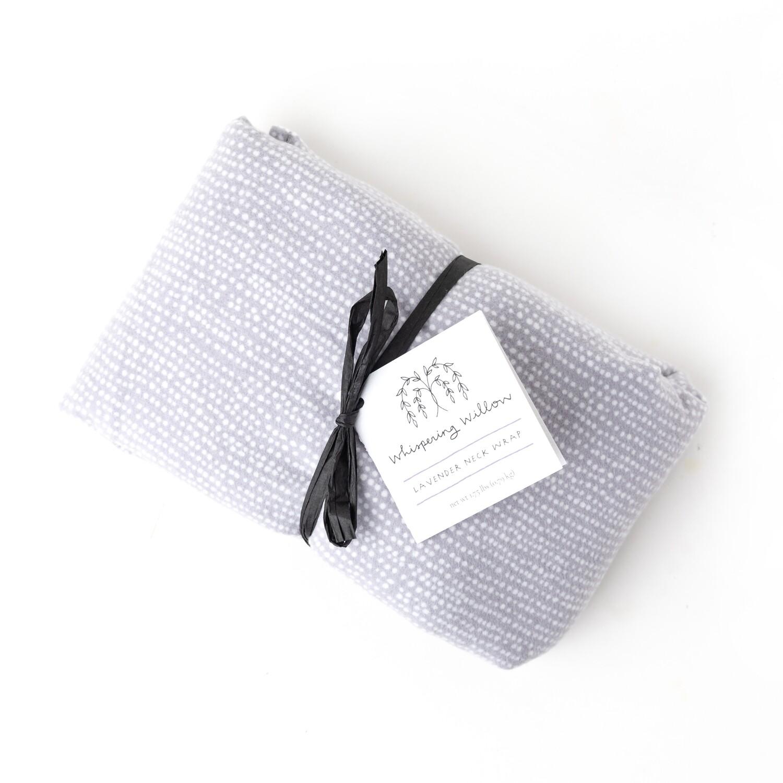 Neck Pillow Whispering Willow Lavender