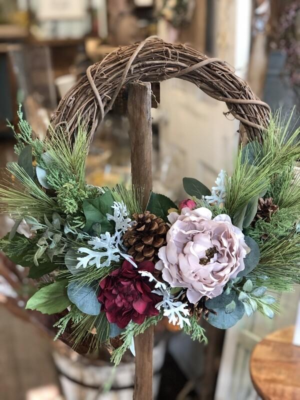 Winter Wreath no. 196