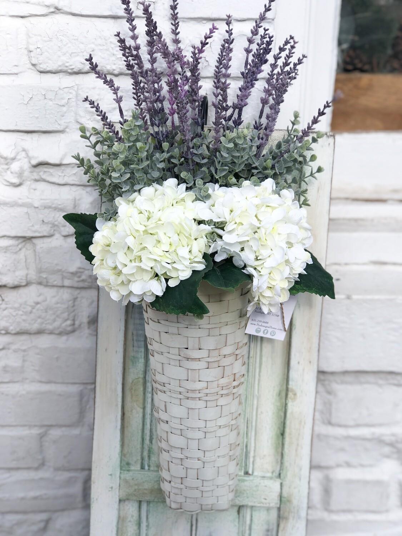 Lavender Basket no. 199