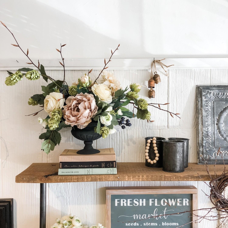Floral Urn no. 200