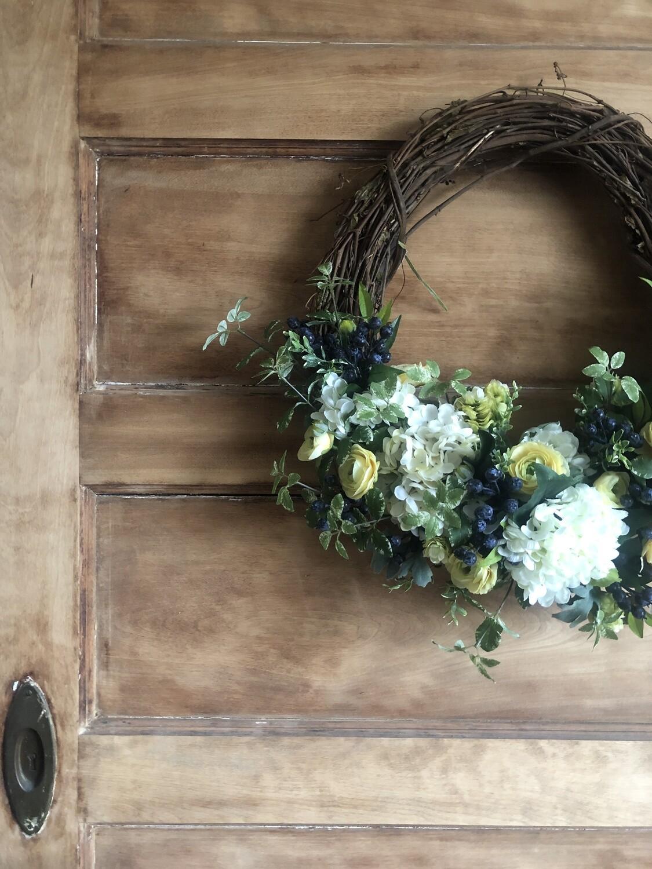 Wreath no 202