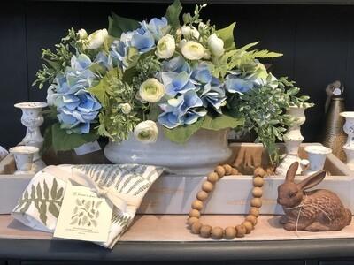 Floral urn no. 219
