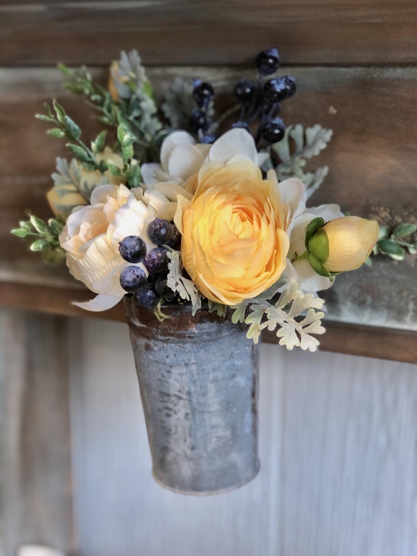 Mini Flower bucket no. 221