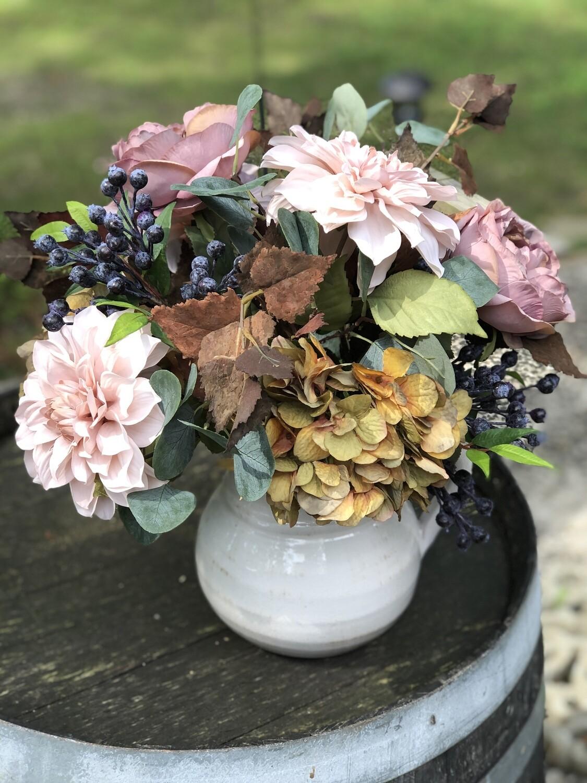 Floral Pitcher no.243