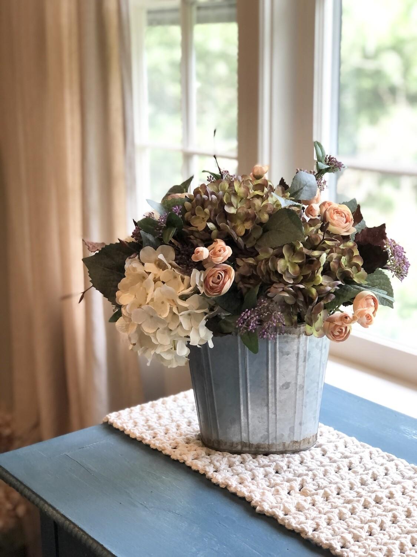 Floral Bucket no.240