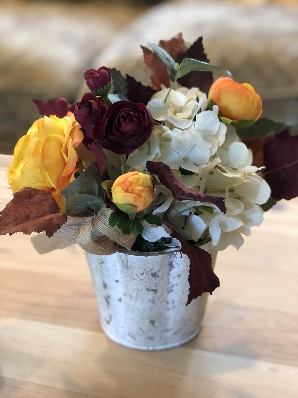 Floral Pot no.242