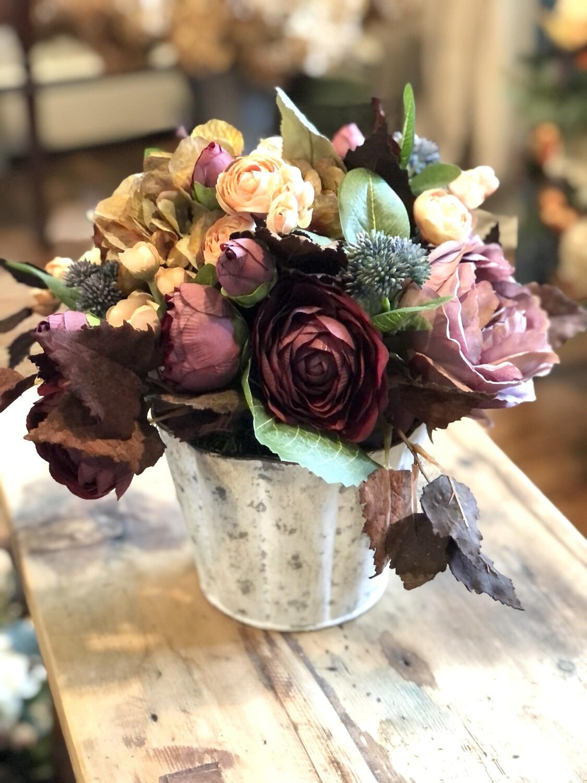 Floral Pot no.241