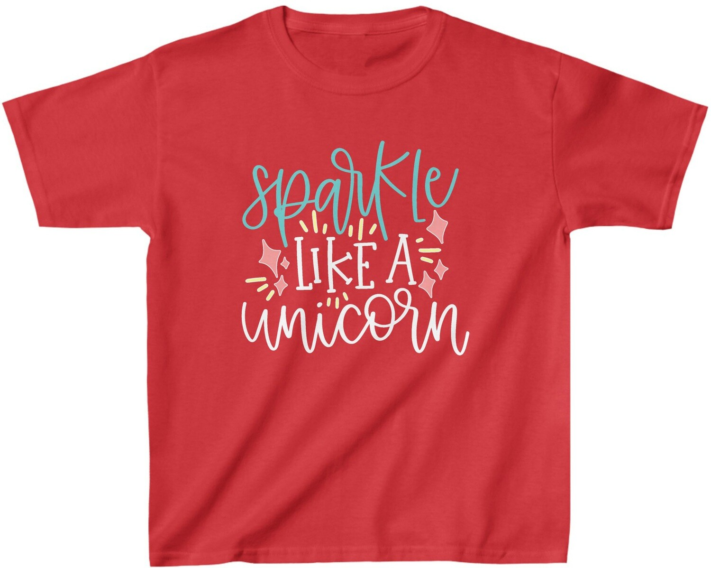 Sparkle Like A Unicorn - Youth Crew