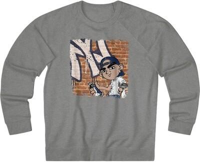 Graffiti Yankees - Adult Sweatshirt