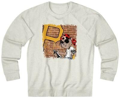 Graffiti Pirates - Adult Sweatshirt