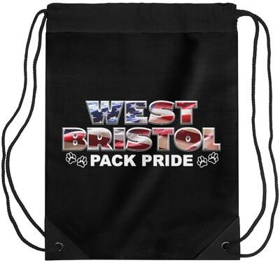 WB Pack Pride - Drawstring Bag