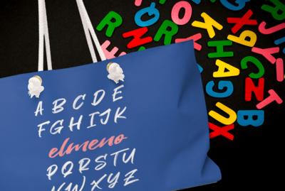 ELMENO - Weekender Bag