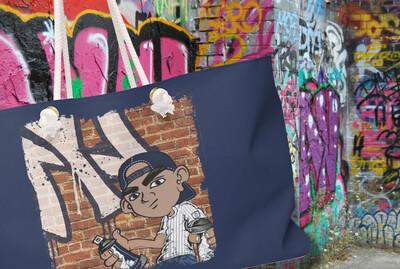 Graffiti Yankees - Weekender Bag