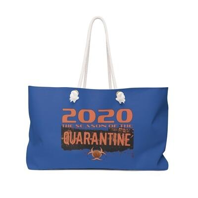 2020 Quarantined Basketball - Weekender Bag