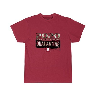 2020 Quarantined Baseball BLACK - Adult Crew
