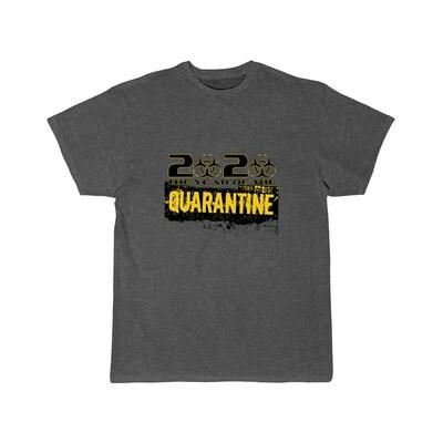 2020 Quarantine BLACK - Adult Crew