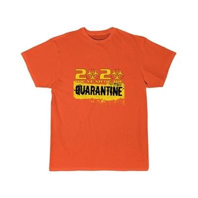2020 Quarantine YELLOW - Adult Crew