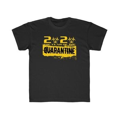 2020 Quarantine YELLOW - Youth Crew