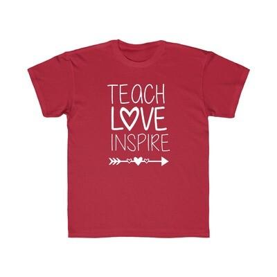Teach Love Inspire - Youth Crew