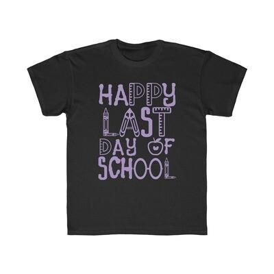 Happy Last Day of School - Youth Crew