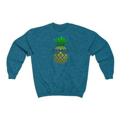Pineapple Head - Adult Sweatshirt