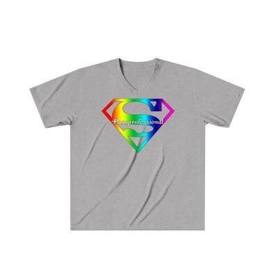 SuperPara - Adult VNeck - Tri-Blend