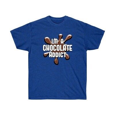 Chocolate  Addict - Adult Crew