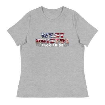 WB Pack Pride - Women's - Relaxed T-Shirt - Bella+Canvas 6400