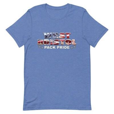 WB Pack Pride - Unisex - Premium T-Shirt - Bella+Canvas 3001