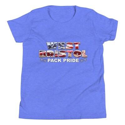 WB Pack Pride - Youth - Premium Tee - Bella+Canvas 3001Y
