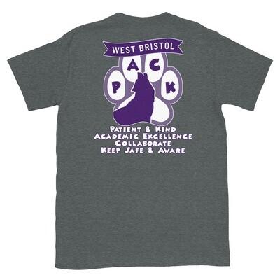 WB Pack (P) - Unisex - Basic Softstyle T-Shirt - Gildan 64000