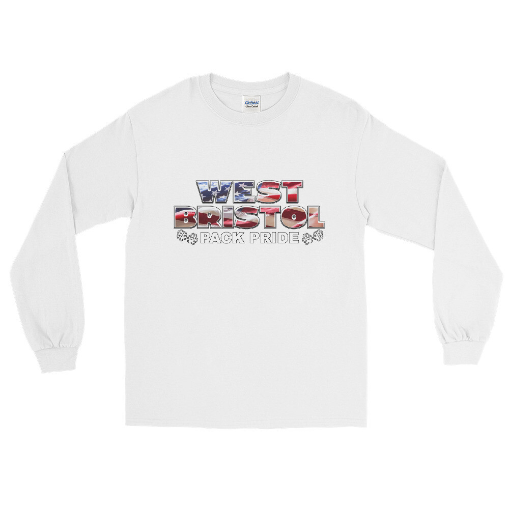 WB Pack Pride - Unisex - Long Sleeve Shirt - Gildan 2400