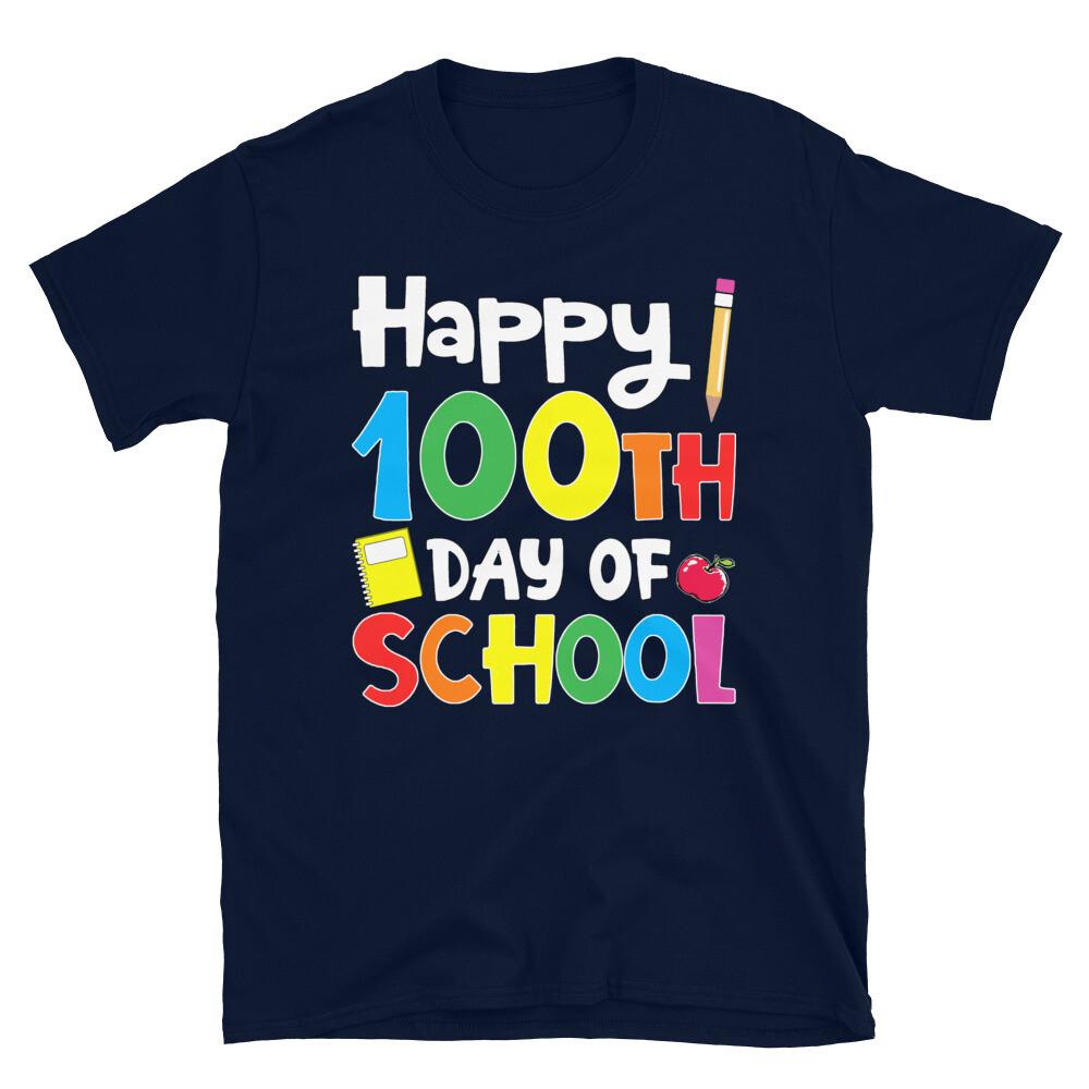 100 Days 20 - Unisex - Basic Softstyle T-Shirt - Gildan 64000