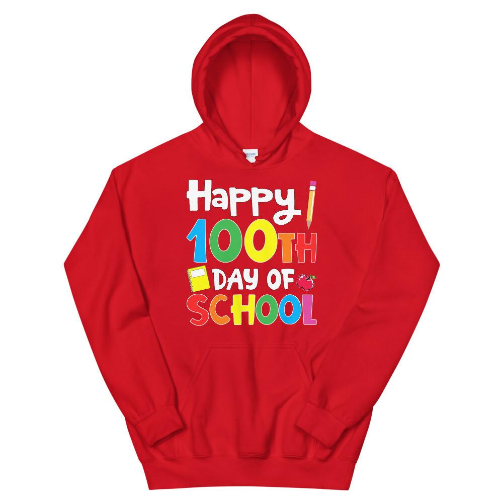 100 Days 20 - Unisex - Heavy Blend Hoodie - Gildan 18500