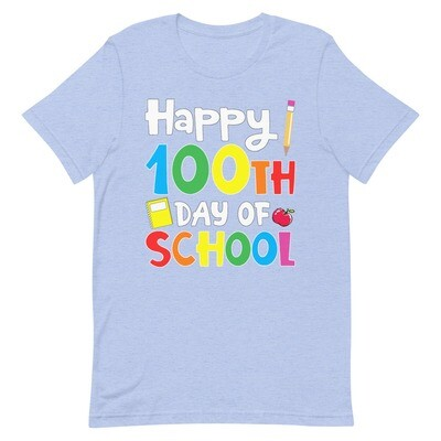 100 Days 20 - Unisex - Premium T-Shirt - Bella+Canvas 3001