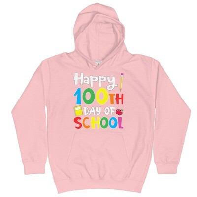100 Days 20 - Youth - Hoodie