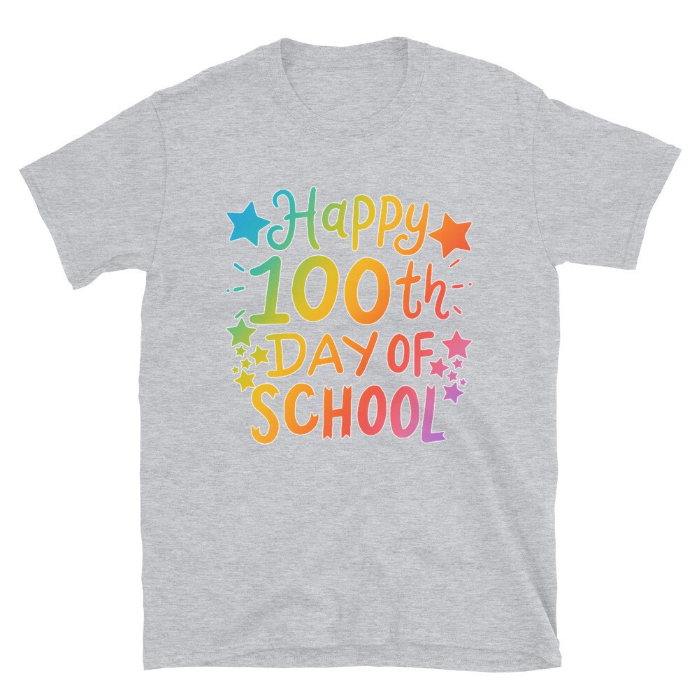 100 Days 21 - Unisex - Basic Softstyle T-Shirt - Gildan 64000