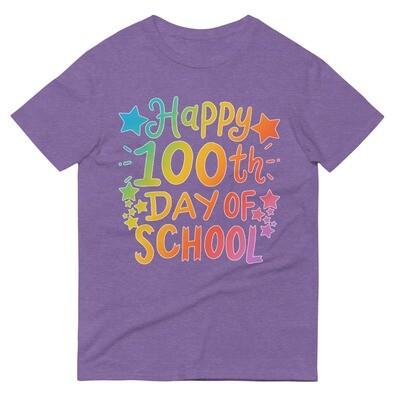 100 Days 21 - Unisex - Lightweight T-Shirt - Anvil 980