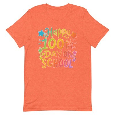 100 Days 21 - Short-Sleeve Unisex T-Shirt