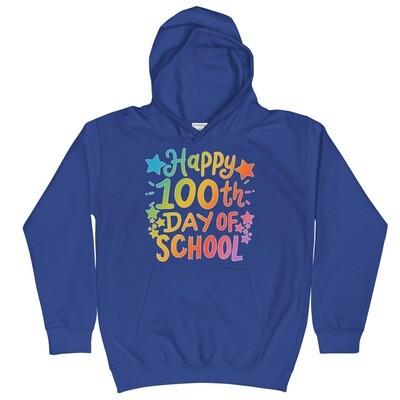 100 Days 21 - Youth - Hoodie